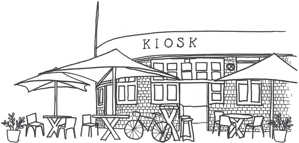 North Beach Kiosk
